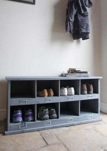 Charcoal Wooden Shoe Storage Bench Wooden Shoe Storage Bench
