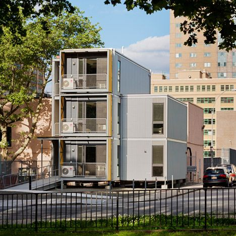 Modular New York Homes By Garrison Architects To Create A