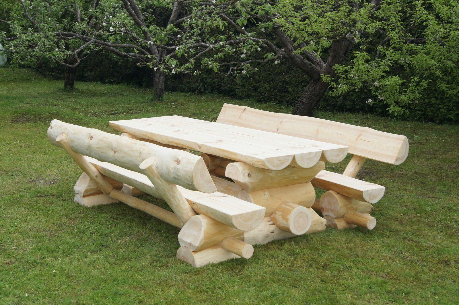 Luxus Gartengarnitur Gartenmobel Rattangarnitur Holzgarnituren Aktion Gartenbank Holz Rustikal Gartenmobel Wohnen Und Garten