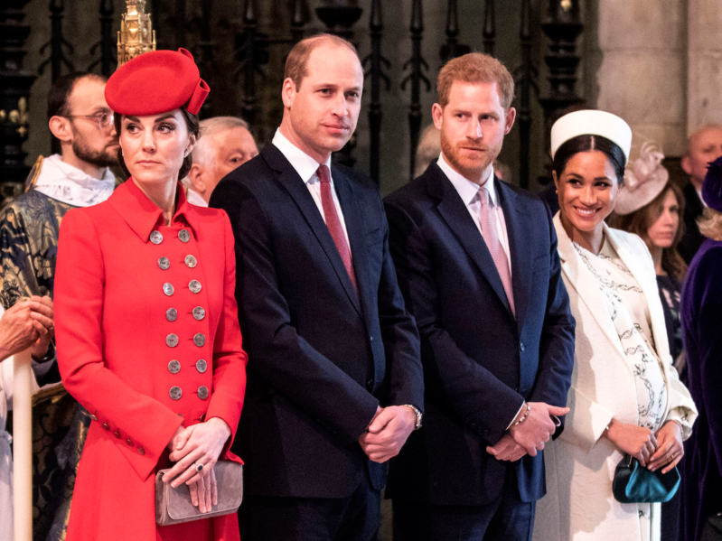 Here S Who Is In Each Of The British Royal Family S 3 Households Buckingham Palace Kensington Palace And Clarence House Prince Harry And Meghan Prince William Prince Harry