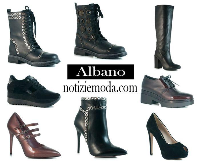 Nuovi arrivi scarpe Albano autunno inverno 2017 2018