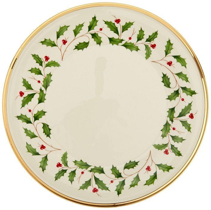 Lenox Holiday Dinner Plates - //.absolutechristmas.com/christmas  sc 1 st  Pinterest & Lenox Holiday Dinner Plates | Holidays