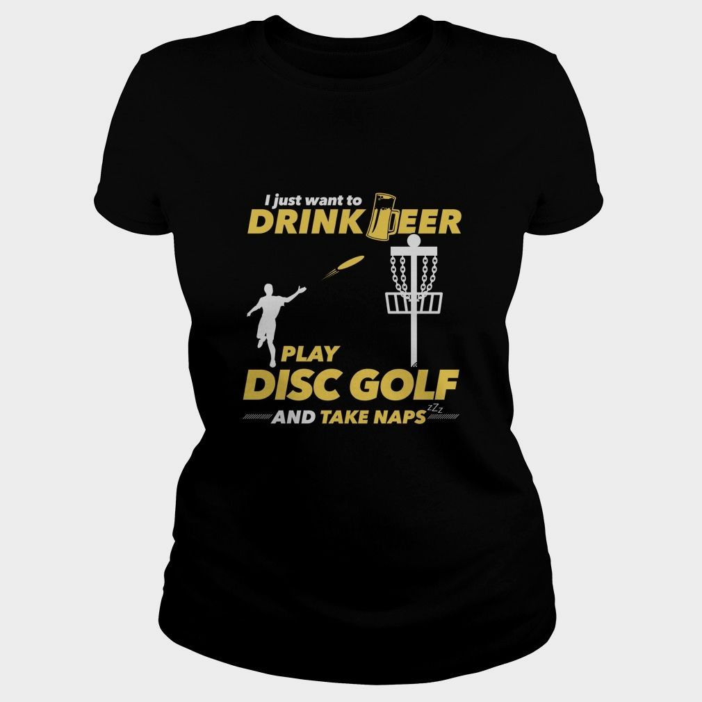 Drink beer play disc golf order here httpsushirts