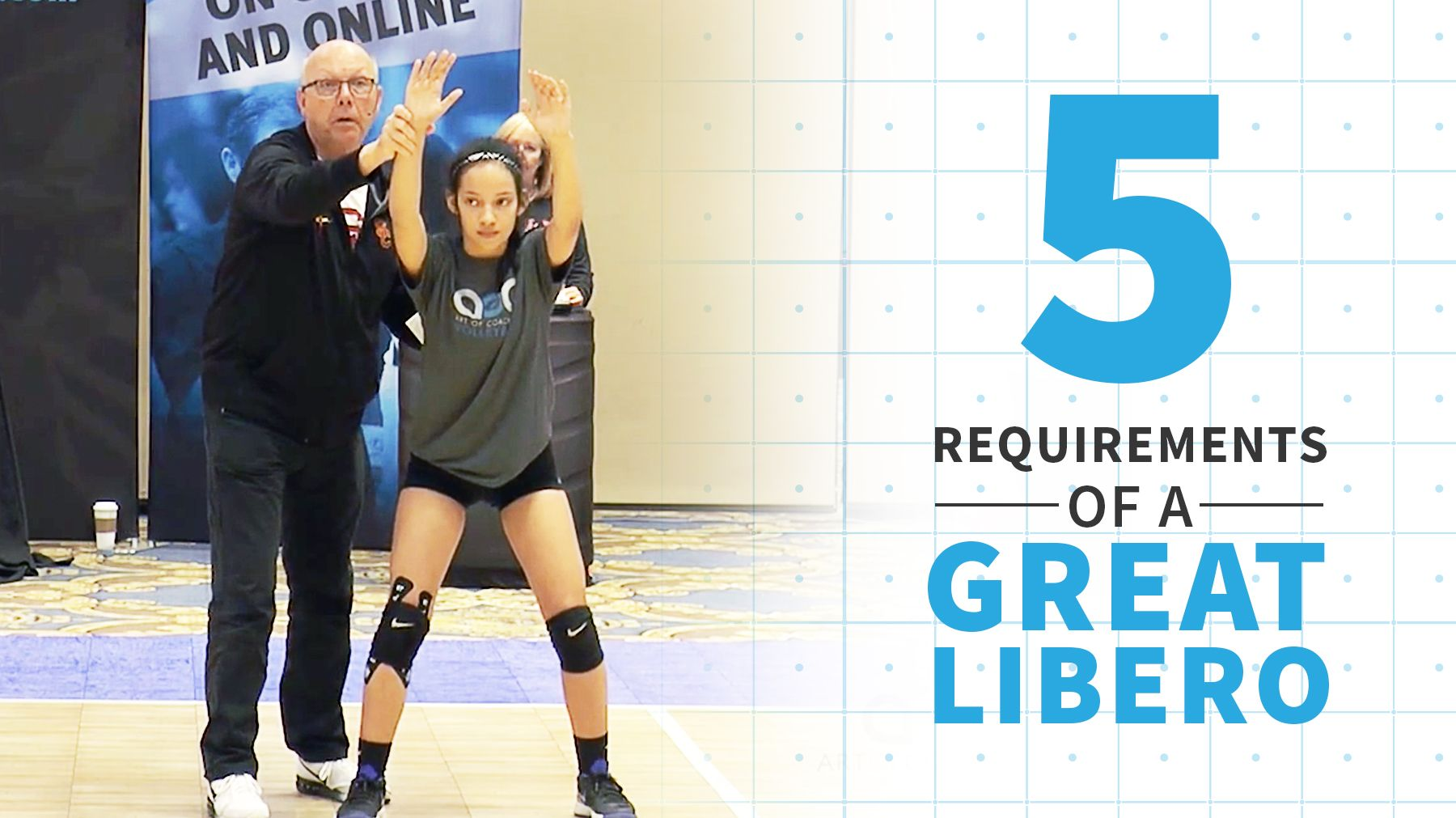 5 Requirements Of A Great Libero Mechanics Volleyball Drills Coaching Volleyball Volleyball Training
