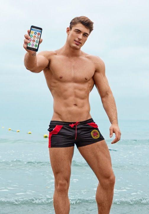60bd99889251 David Lurs | CUTIE Pies | Muscular men, Man images, Gorgeous men