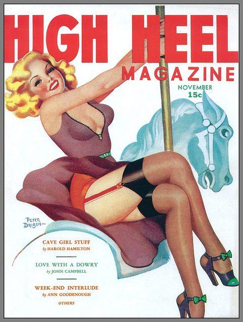 High Heel Magazine