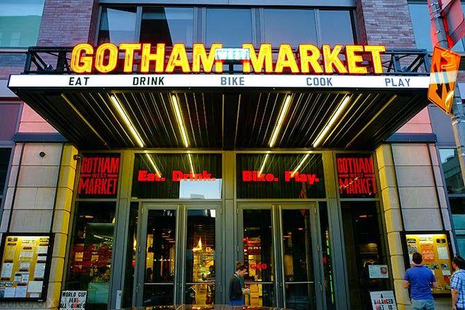 Gotham West Market Floor Plan gotham west market - google search | ponce+co | pinterest | gotham
