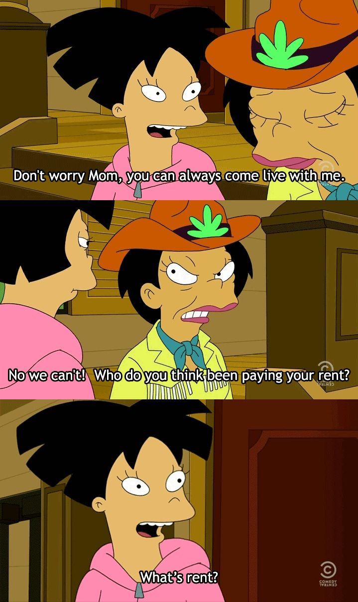 I Recently Transferred To A Private University And Some Of The Students  Here Remind Me Of Amy From Futurama