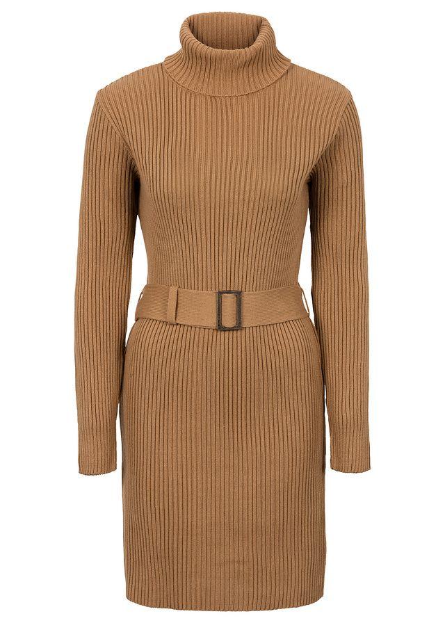 Pletené šaty Ženské pletené šaty s • 12.99 € • bonprix
