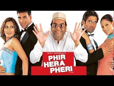 Phir Hera Pheri (2004) Bollywood Movies Anytime, Anywhere on