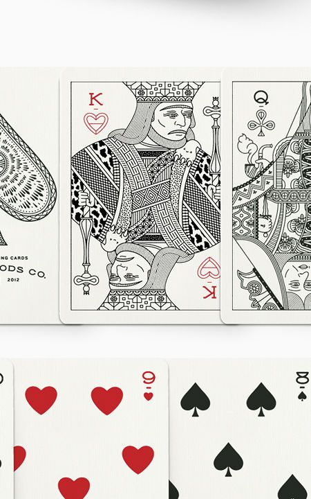 Just The Most Beautiful Deck Of Cards We Ve Ever Seen Cards