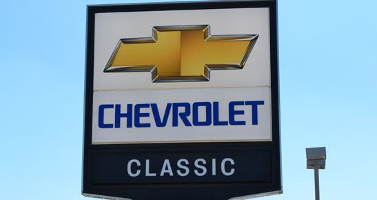 Classic Chevrolet | Owasso, Oklahoma