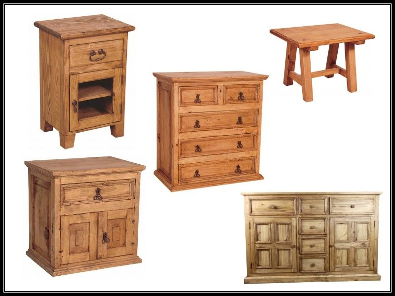 Good Idea To Choose A Mexican Pine Furniture For Bedroom