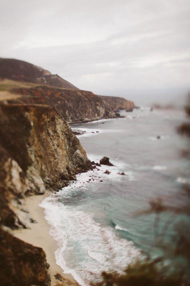 Devils Slide// northern California