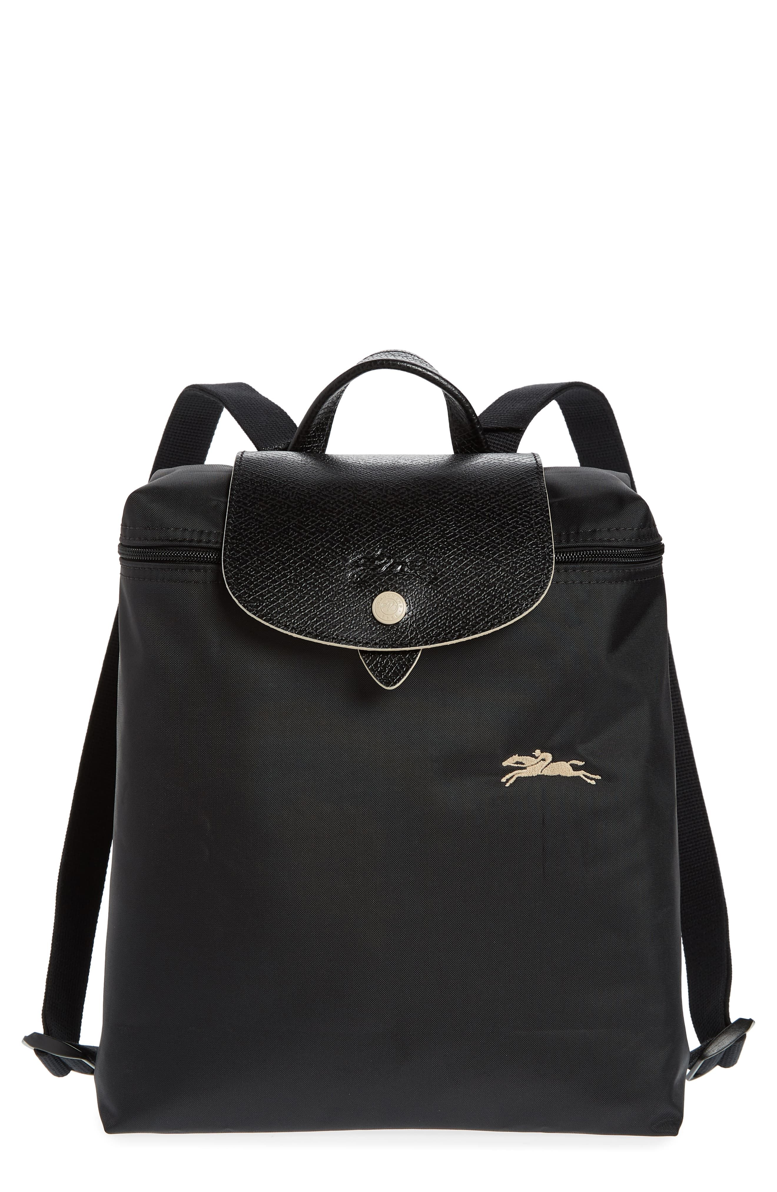 Longchamp Le Pliage Club Backpack | Nordstrom | Convertible ...