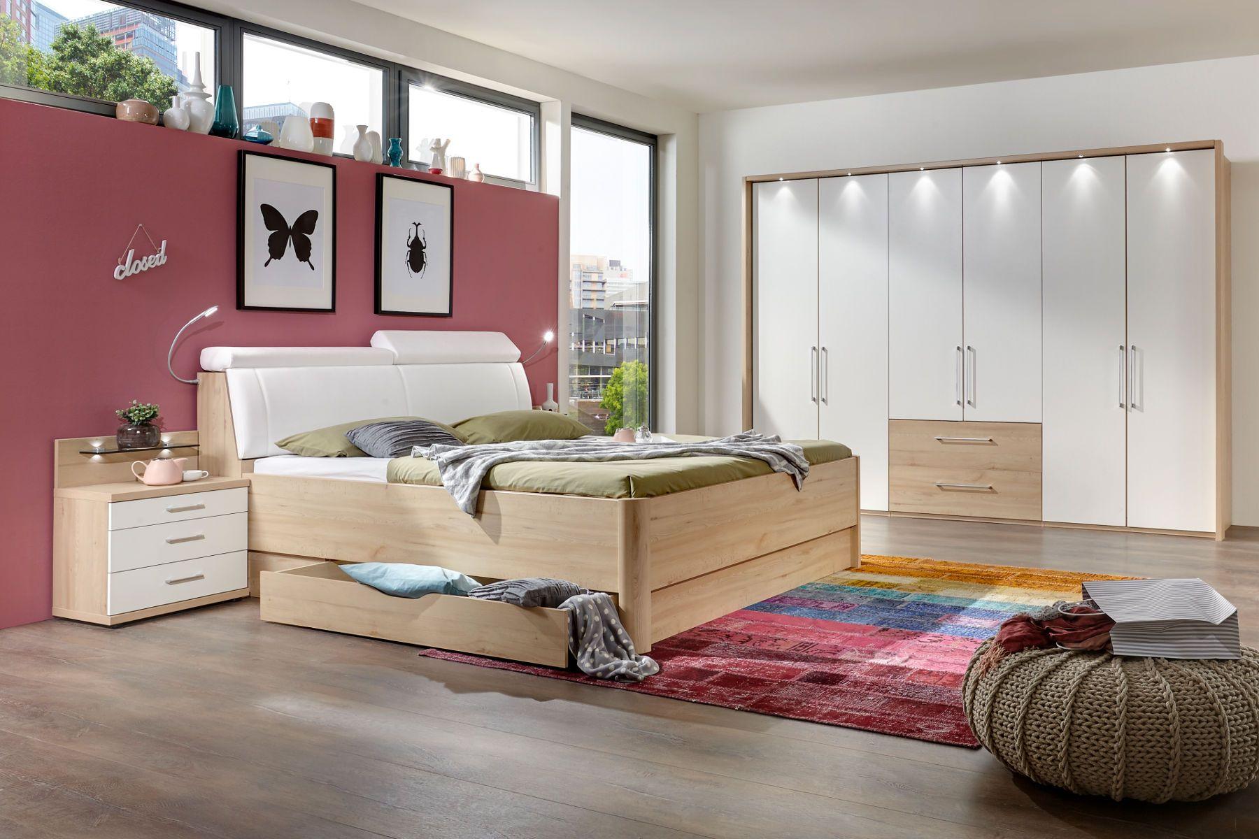 Schlafzimmer Boxspringbett Komplett Jtleigh