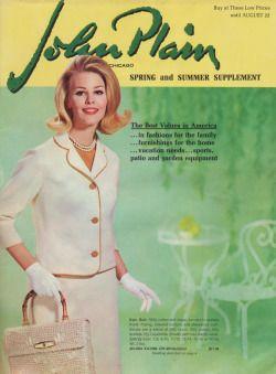John Plain catalog, c.1966.
