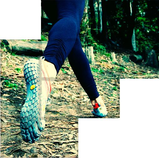 vibram five fingers best for trail running