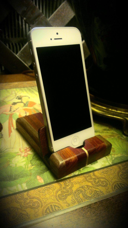 Exotic wood iPod iPad iPhone Tablet by FentonCreekWoodWorks, $11.00