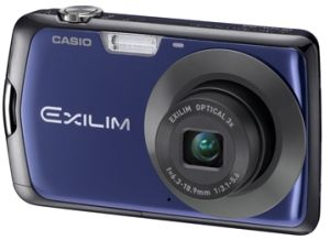 Casio EX-S7, EX-Z35 Digital Cameras