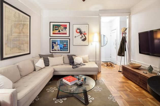 A peek inside West 22nd Street V in New York from onefinestay