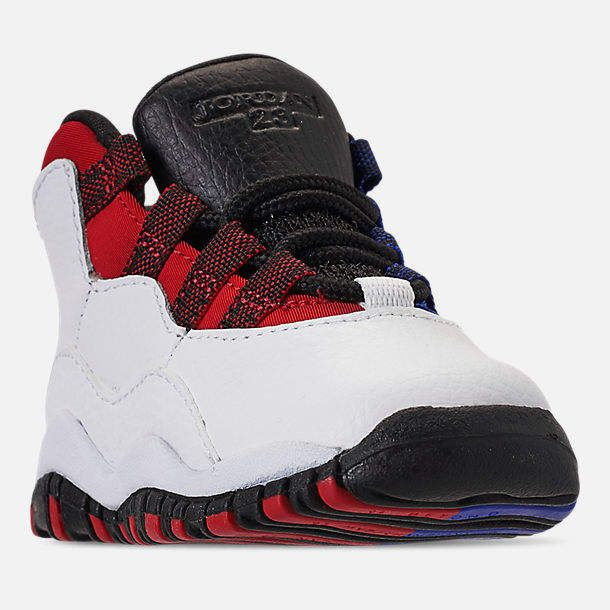cheap for discount 69eb6 c0c4e Nike Kids  Toddler Air Jordan Retro 10 Basketball Shoes