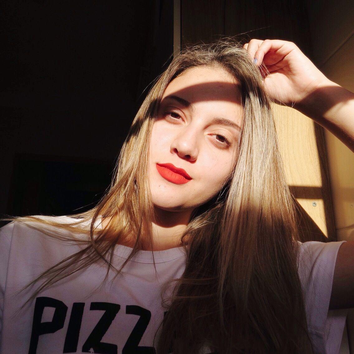 Fotografia selfie usando Golden Hour