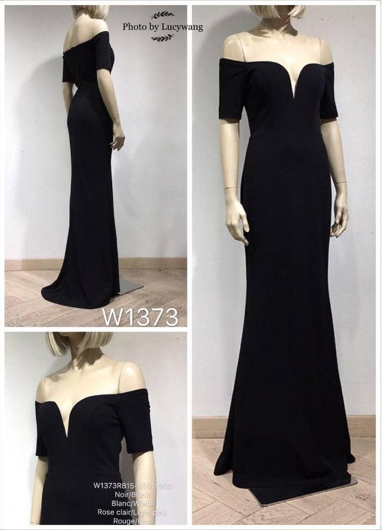 f1907e223e3 Lucy Wang lang kjole med lille ærme | Fashion | Kjole, Ærme, Bøjler