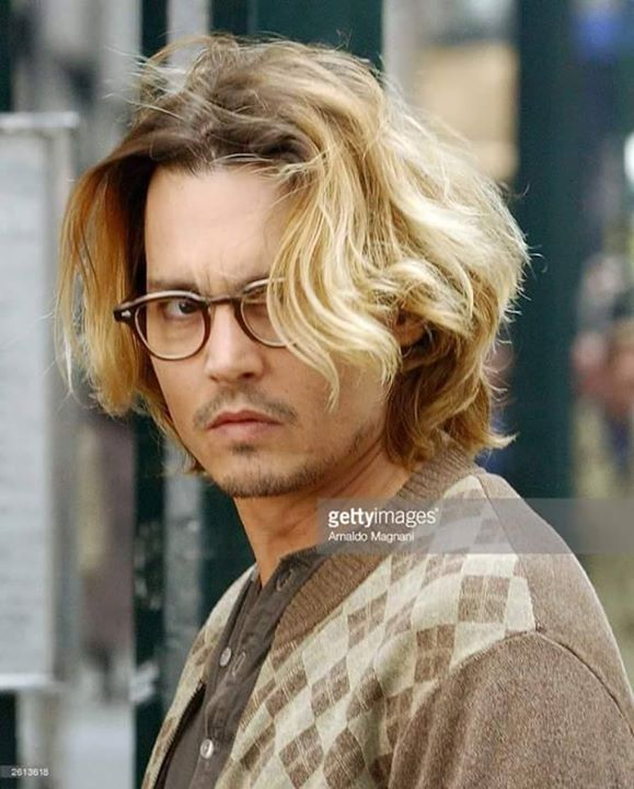 Pin On Johnny Depp A Man Of Many Faces