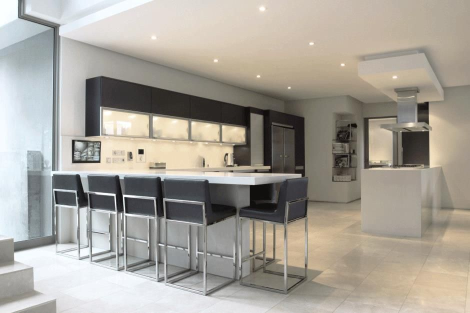 A Contemporary Poggenpohl Kitchen For A Family Home Poggenpohl Kitchendesign Johannesburg Home