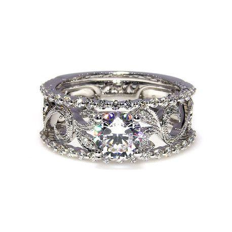 Diadori DFWR2199RD10WEngagement RingAndrews Jewelers Buffalo