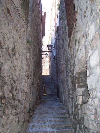 El call de Girona. Barri jueu.