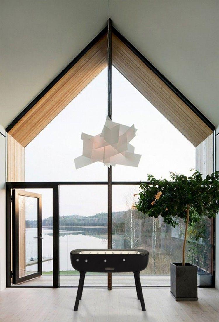 Baby-foot design « The Pure » pour les intérieurs modernes ...