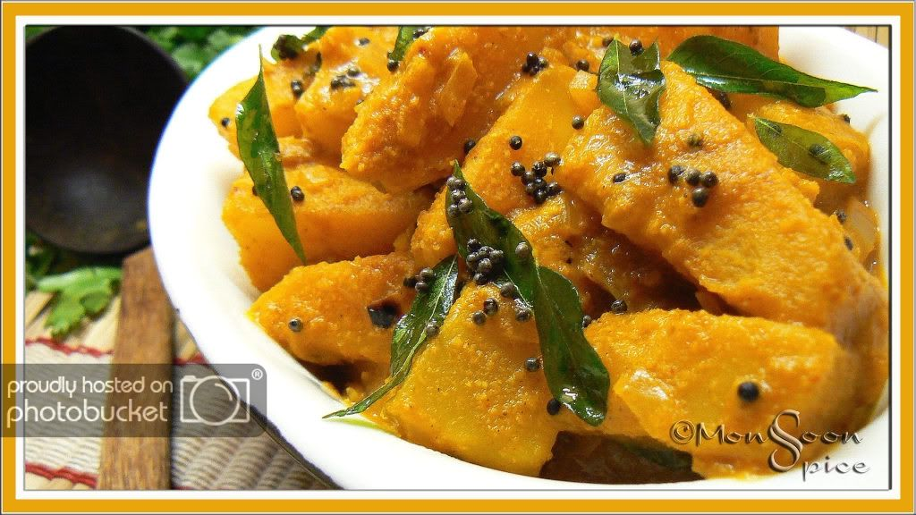 Breadfruit songsaung sing along south indian food