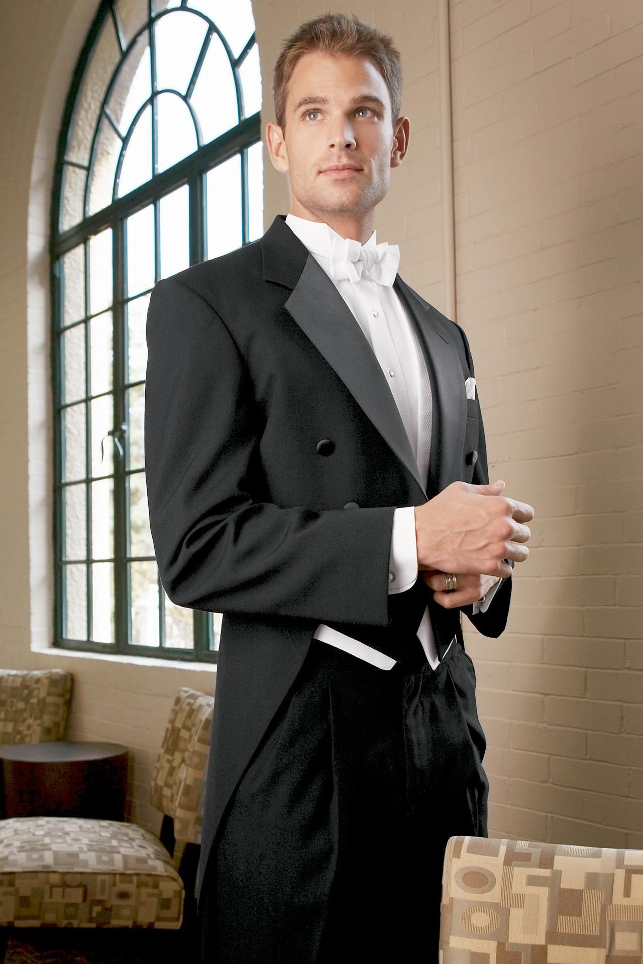 Ideal for an elegant, white tie wedding or event, the