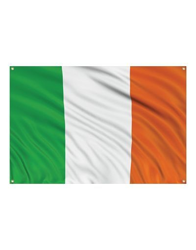 Irish Flag 5ft x 3ft - Party City