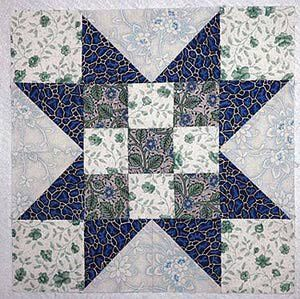 How To Sew Carpenter S Star Quilt Blocks Quilt Block Patterns