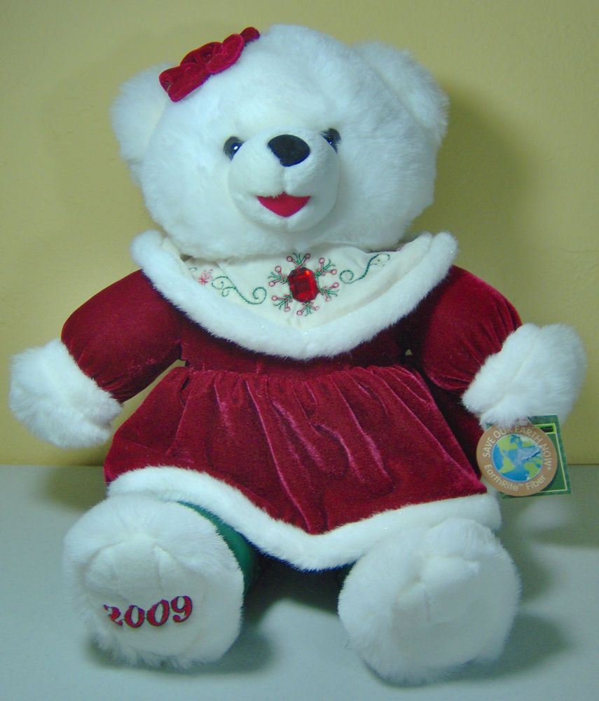 b4ae5a351d506 This White Teddy Bear Plush from Dan Dee Collector s Choice is called