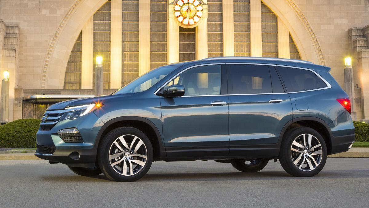 2020 Honda Pilot Redesign Pricing Release Date Honda Drive
