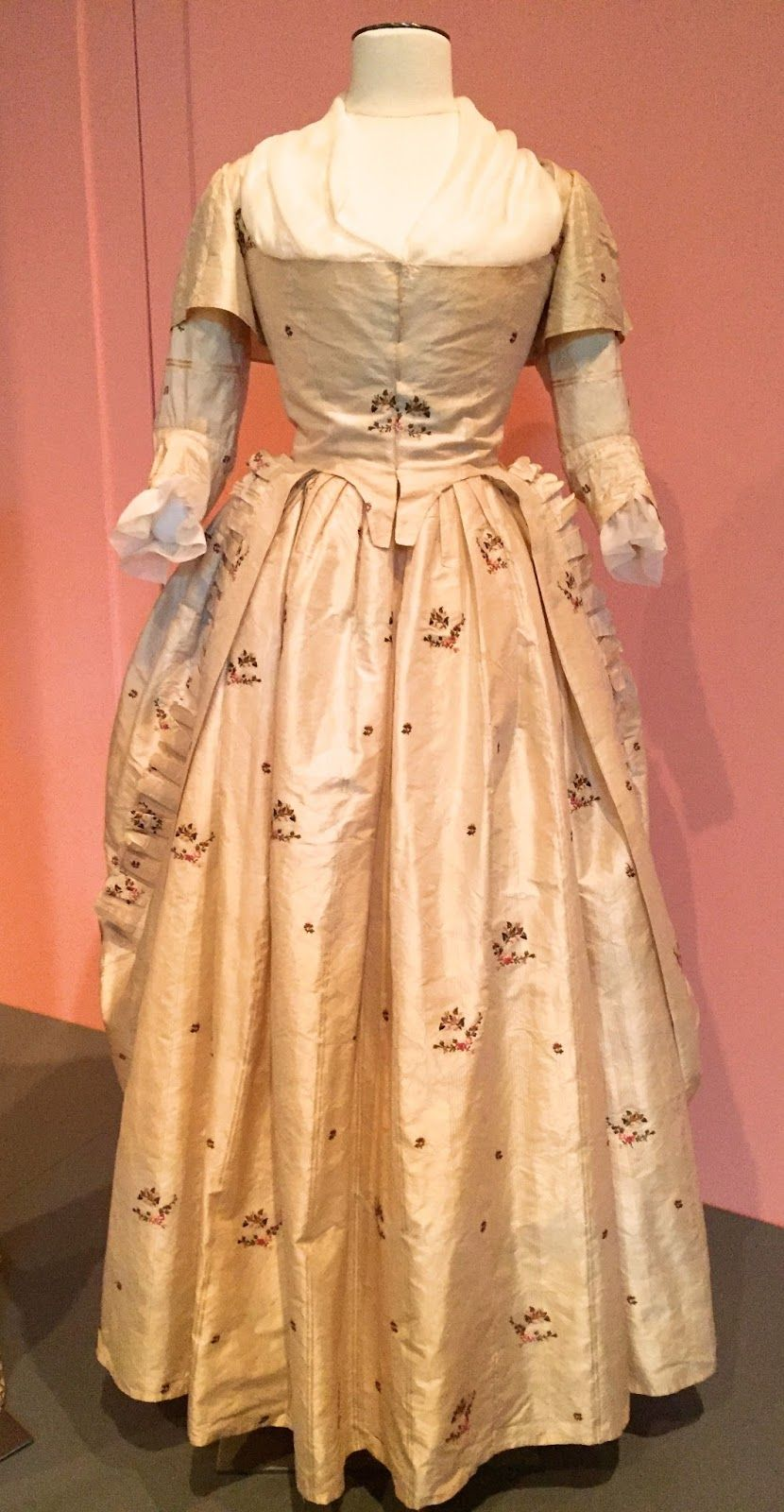Two Nerdy History Girls: Fox Historic Costume Collection | 1780s ...
