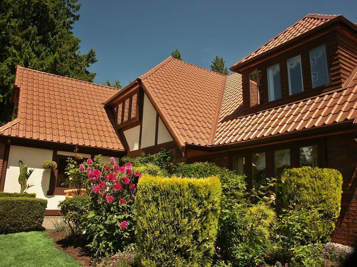Metal Tile Roof Roof Design Metal Roof Cost