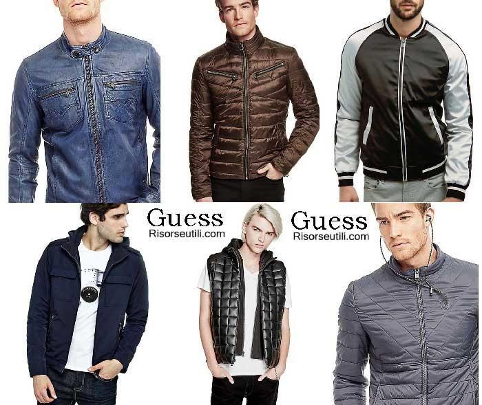 Jackets Guess fall winter 2016 2017 menswear | Fashion
