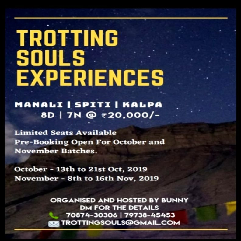 An 8 Day experiential trip to Spiti Valley.  #Day #experiential #Spiti #trip #Valley