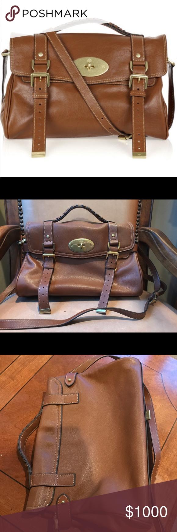 0285ada3f4 Mulberry Alexa Handbag Brand new without tags-never worn! Rare