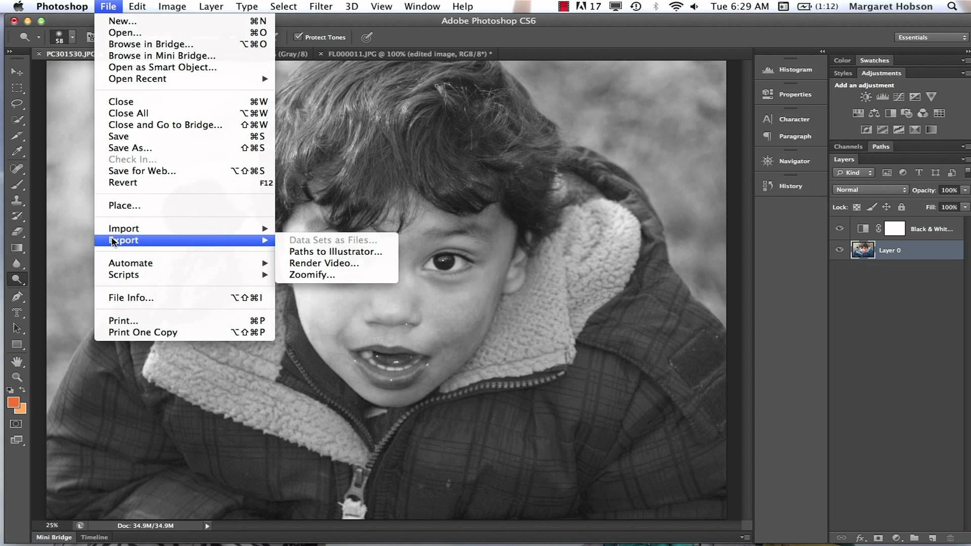 How to save photos in Photoshop (Photoshop)