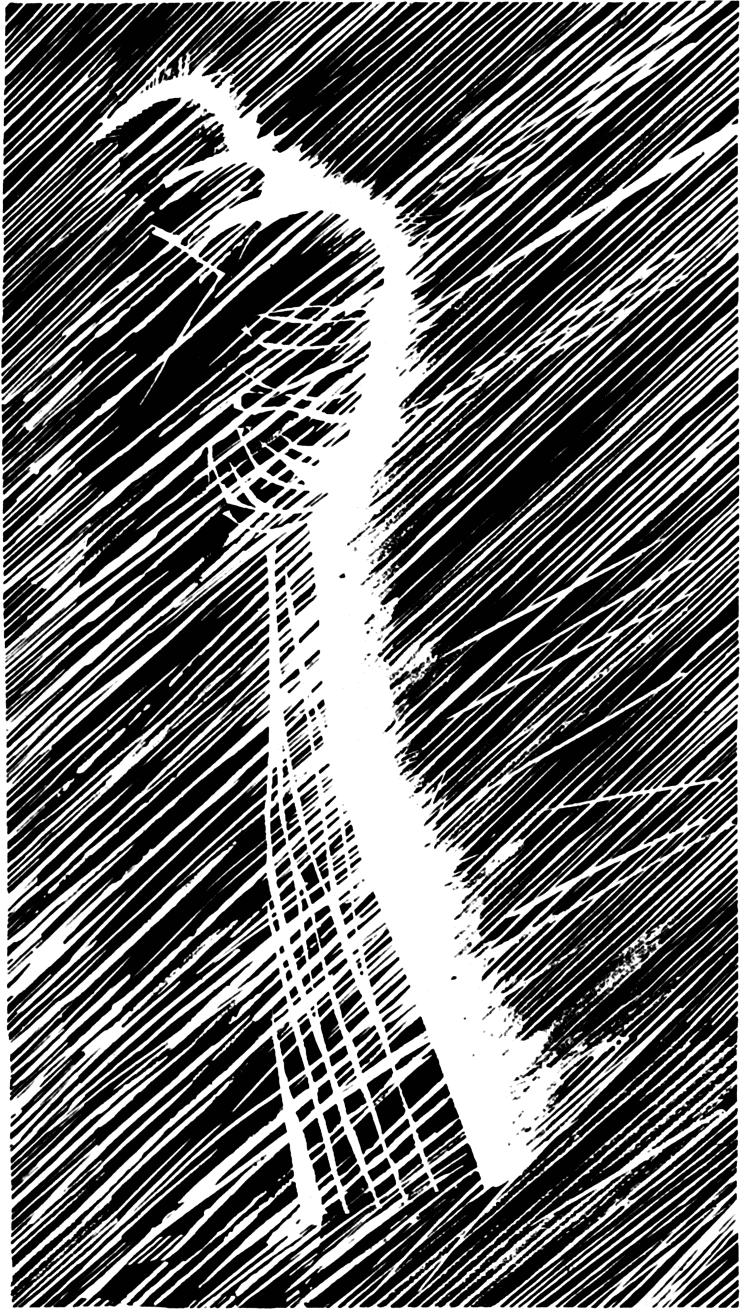 Frame of Marv in the rain by Frank Miller. Of course if you are ...