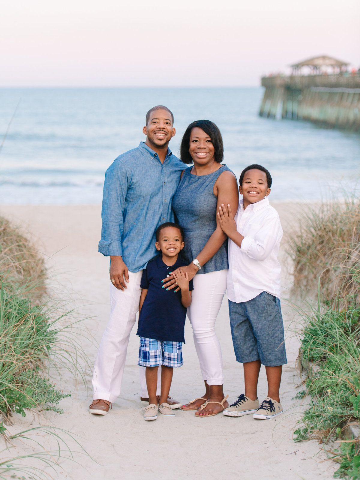 8 Most Beautiful Outfit Ideas For Family Beach Pictures By Top Myrtle Photographers