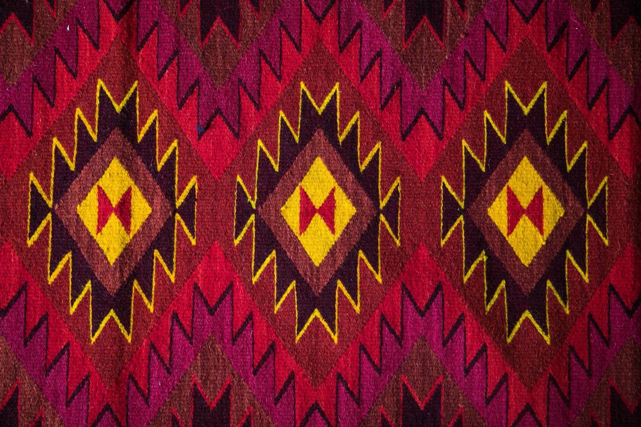 Oaxaca Floor Mat From Teotitl 225 N Del Valle Oaxaca