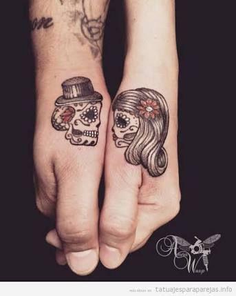 Resultado de imagen para imagenes de tatuajes para parejas tatto - tatuajes para parejas