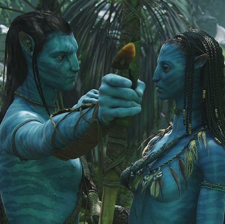 Avatar Movie Poster: Pin By Rebeccamarielov On Avatar In 2019